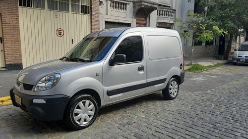 Renault Kangoo 1.6 16v Aire Y Direccion Furgon