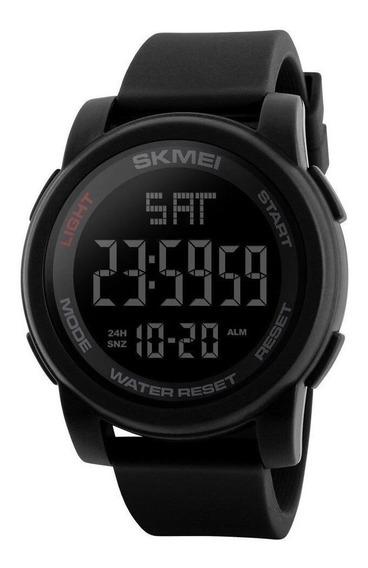 Relógio Masculino Skmei 1257 Silicone Digital Esporte Nf