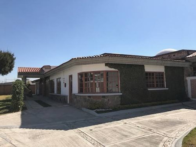 Casa Un Nivel En Venta Y/o Renta Camino A Coronango