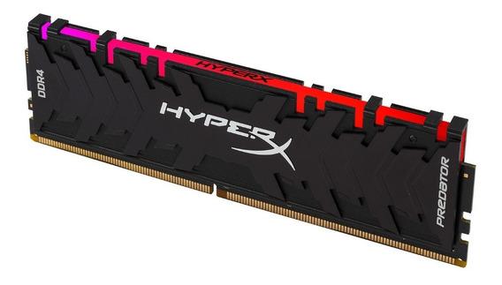 Memoria Ram Ddr4 16gb 3200mhz Hyperx Predator Rgb 2x8 Dual