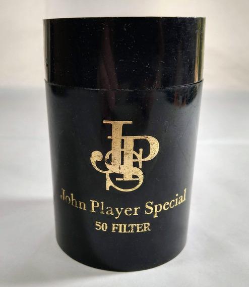 Caja Plástica De John Player Special 50 Filter Años 70