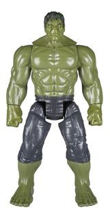 Avengers Hulk Figura Titan Hero 30cm Original Hasbro