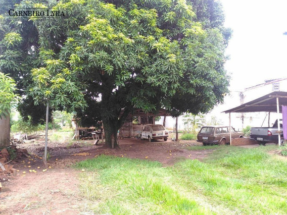 Terreno Residencial À Venda, Centro, Bocaina. - Te0133