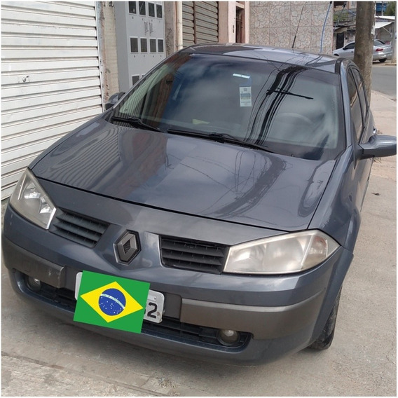 Renault Megane Sedan 2007