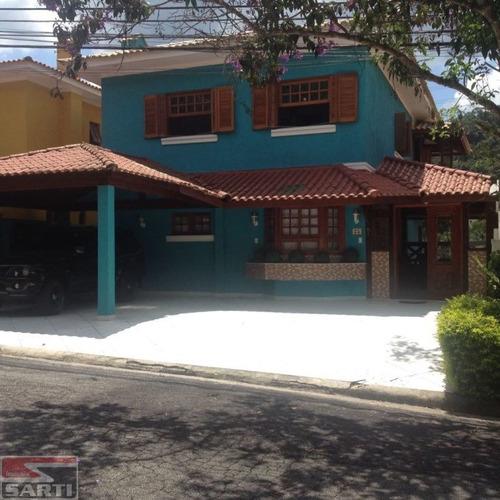 Imagem 1 de 11 de Salão De Festas - Piscina- 4 Suítes - Closet - 3 Vagas - St16990