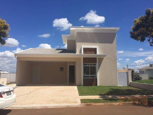 Imagem 1 de 10 de Casa Com 3 Dormitórios À Venda, 210 M² Por R$ 1.250.000,00 - Betel - Paulínia/sp - Ca1240