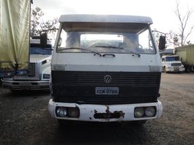 Volkswagen Vw 13130 - Basculante - Branca - Ano 1982