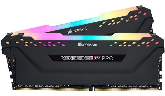 Memoria Ddr4 Corsair Vengeance Rgb Pro 16gb 2x8 3000mhz
