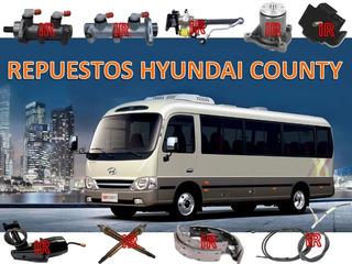 Repuestos Para Buses Hyundai County Y Camiones Hd