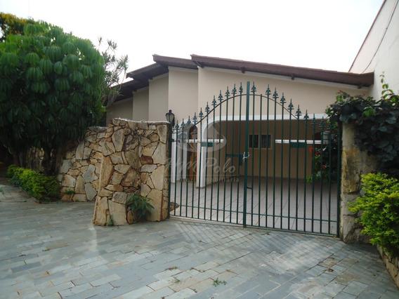 Casa Para Aluguel Em Chácara Da Barra - Ca033106