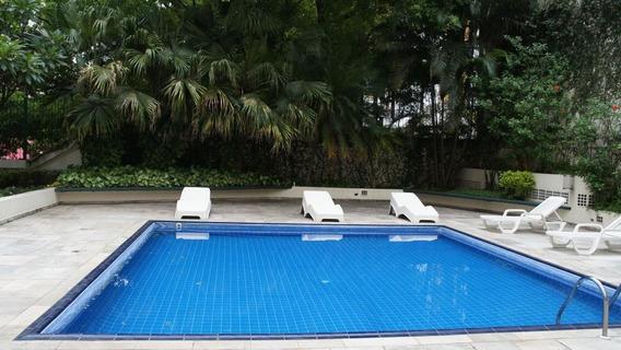 Apartamento Em Moema, São Paulo/sp De 60m² 1 Quartos À Venda Por R$ 600.000,00 - Ap388549