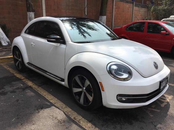 Volkswagen Beetle 2.0 Turbo Mt 2013