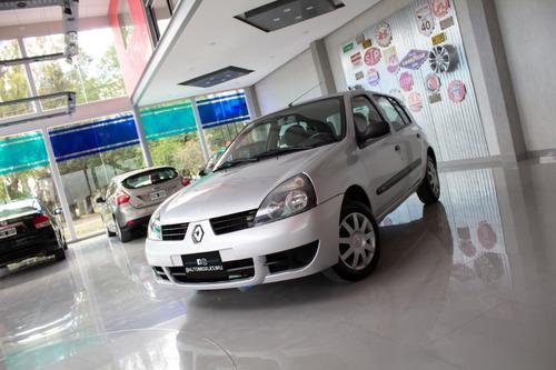 Renault Clio Authentique Pack Plus Nafta 2012 Gris