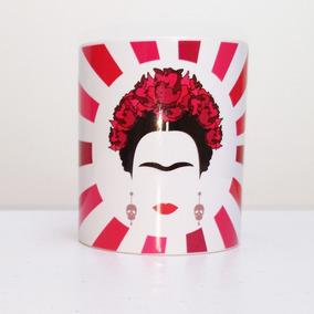 Caneca Frida Kahlo Ceramica 325 Ml