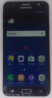 Samsung Galaxy J7 Prime G610m/ds 32gb Preto Semi Noo