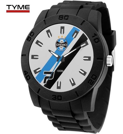 Relógio Technos Masculino Grêmio Oficial Gre2035aa/8b - Nfe