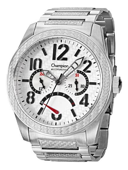 Relógio Champion Masculino Multifunction Ca30865q