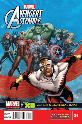 Avengers Assemble Cómics Digital Español