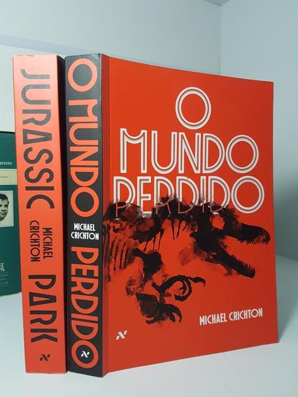 Livros Jurassic Park 25 Anos