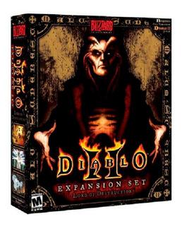 Diablo Ii Lord Of Destruction Expansion Pc/mac - Prophone