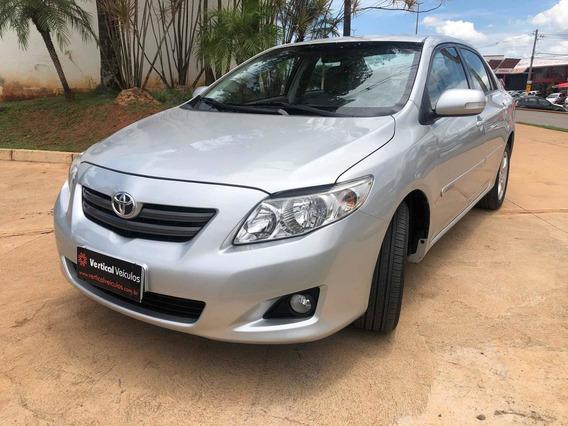 Toyota Corolla 2.0 16v Xei Flex Aut. 4p 2011 - Só 88 Mil Km