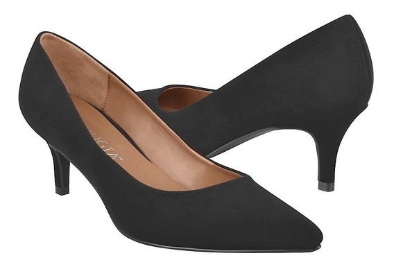 Zapatillas Para Dama Perugia 60251 Negro