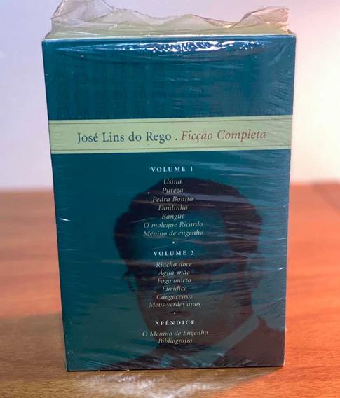 José Lins Do Rego - Ficção Completa