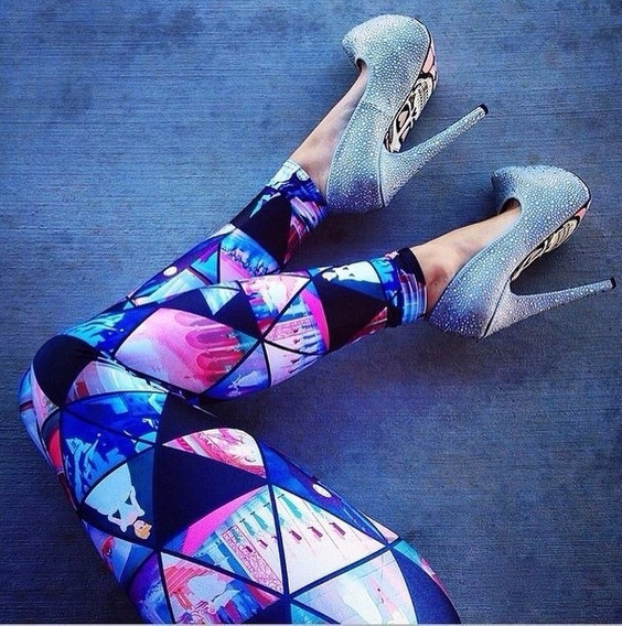 Leggings/calza Simil Blackmilk - Cinderella