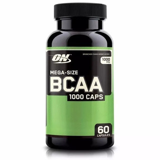 Bcaa On Optimum Nutrition 60caps 1000mg
