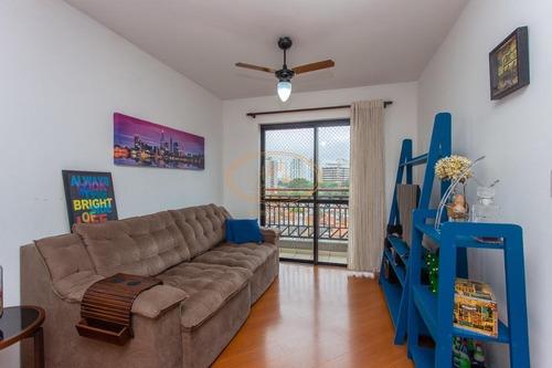 Apartamento  Com 2 Dormitório(s) Localizado(a) No Bairro Jardim Promissão Em São Paulo / São Paulo  - 12839:919390
