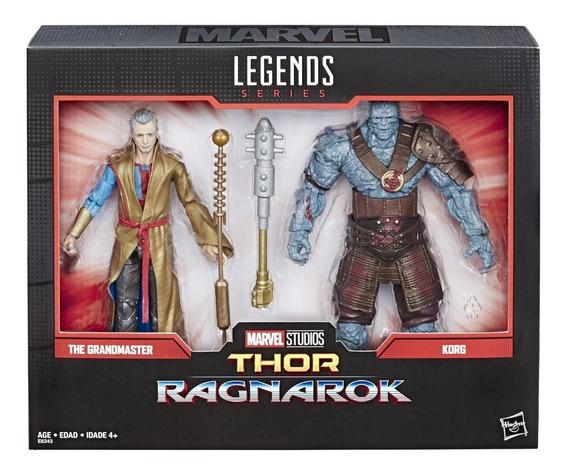 Grandmaster And Korg Marvel Legends Series Thor Ragnarok