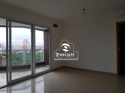 Apartamento Residencial À Venda, Vila Assunção, Santo André. - Ap6336