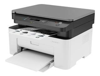 Impresora Hp Multifuncion Laser Mono M135w 20 Ppm Pce