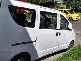 Camioneta Van Pass 2 Modelo 2015 En Excelente Estado