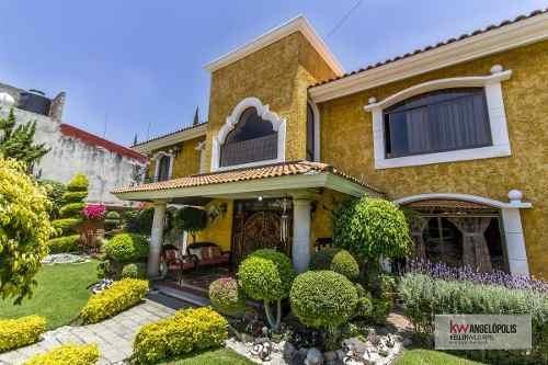 Residencia En Venta Barreal - Puebla