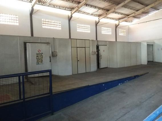 Galpão Para Fins Comercial Na Serraria - 75351