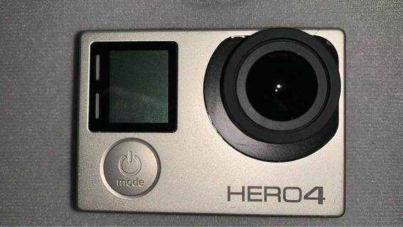 Gopro Hero4 Semi Nova - Com Acessórios.