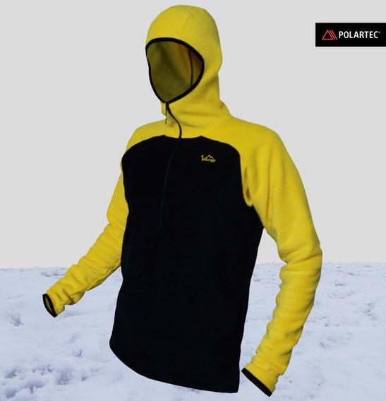 Suéter Polar Vértigo Abanico X