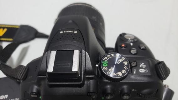 Câmera Nikon D5300 + Lente 18-55 - 13.200 Cliques