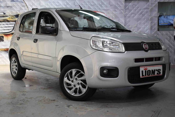 Fiat Uno Attractive 1.0 2016