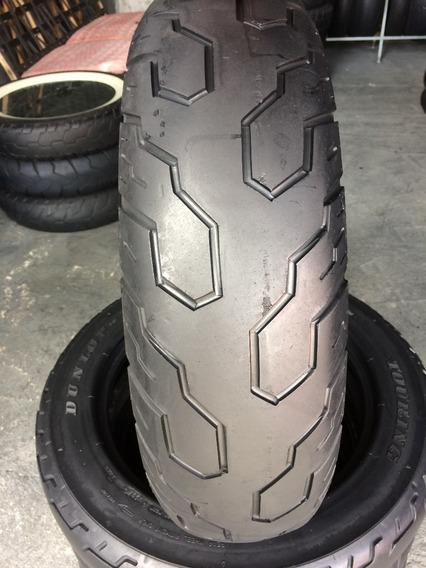 Pneu 170/70/16 Dunlop K555 Usado Bom Midnight Star 950 Xvs