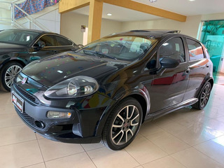 Fiat Punto 2015 1.8 16v Blackmotion Flex Dualogic 5p + Teto