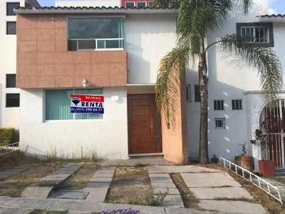 Casa En Renta Lomas Del Valle