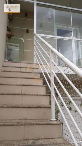 Casa Com 3 Dormitórios À Venda, 150 M² Por R$ 480.000,00 - Jardim Bom Clima - Guarulhos/sp - Ca0149