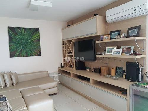 Imagem 1 de 19 de Cobertura Com 3 Quartos, 214 M² Por R$ 1.250.000 - Itacoatiara - Niterói/rj - Co2685