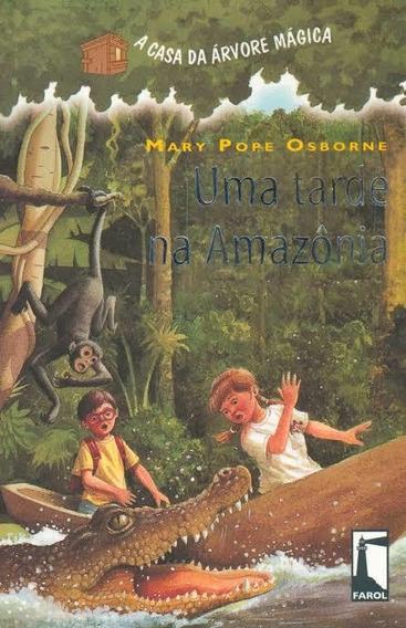 A Casa Da Árvore Mágica Uma Tarde Na Amazônia