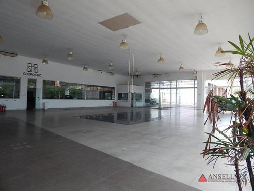 Galpão Para Alugar, 3250 M² Por R$ 62.000,00/mês - Paraíso - Santo André/sp - Ga0395