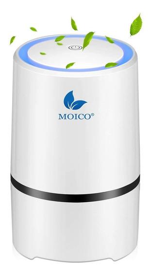 Purificador De Aire Casa Oficina Filtro Hepa Elimina Olores