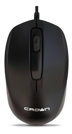 Mouse Óptico Crown Micro Cmm-901 Mouse
