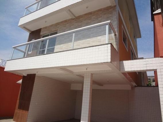 Sobrado Em Catiapoa, São Vicente/sp De 92m² 3 Quartos À Venda Por R$ 390.000,00 - So312733